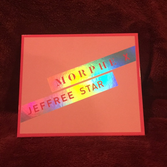 Morphe Other - MorpheXJeffreeStar Makeup Palette